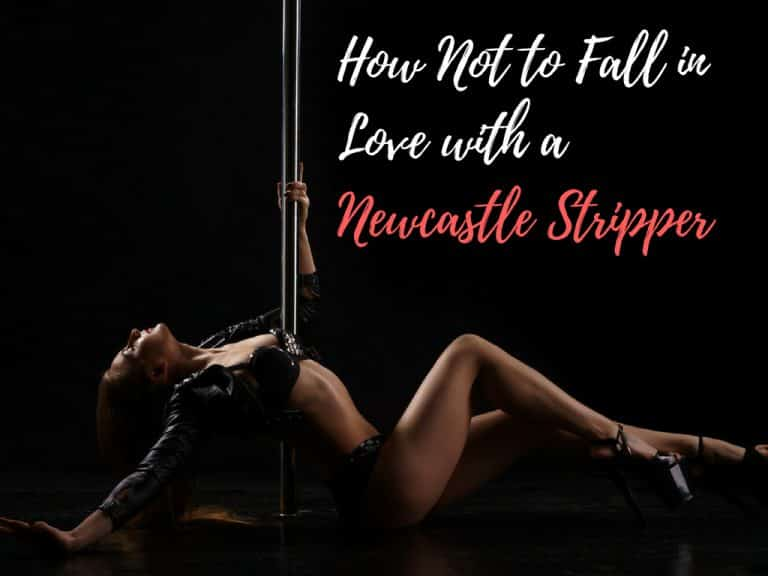 how to not fall inlove with a stripper