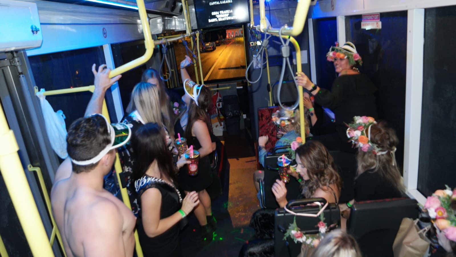 Why Try a Party Bus? - Party Bus