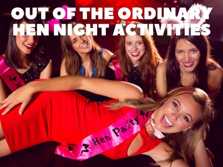 hen night activities