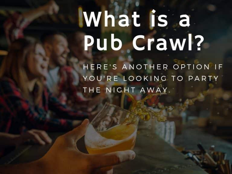 pub crawl,