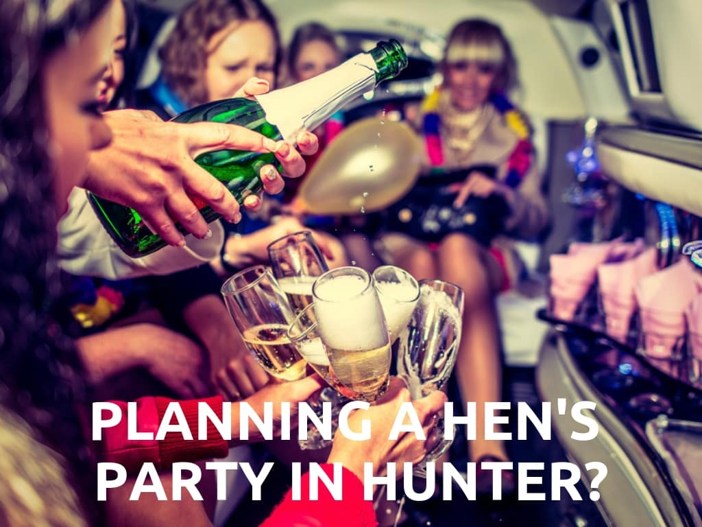hen-party-in-hunter-valley