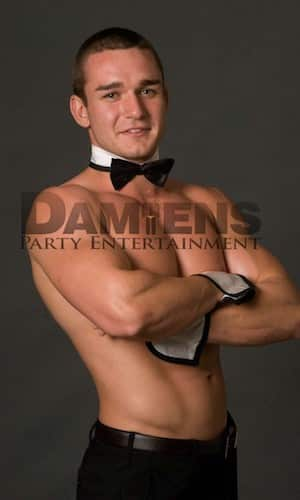 Newcastle Strippers, Male Strippers, Topless Waiters