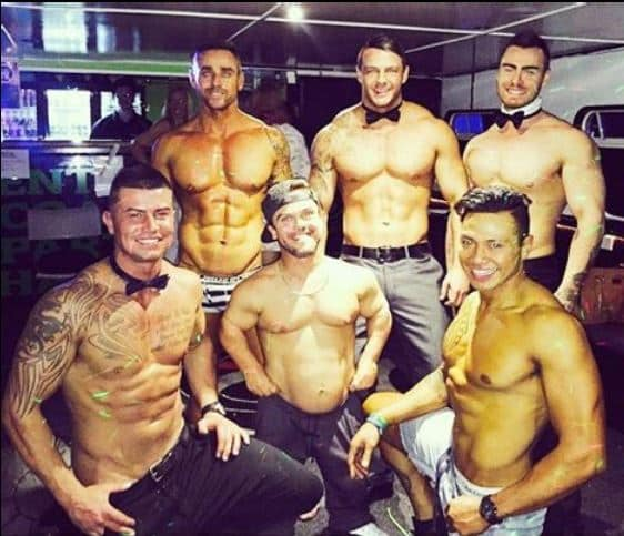 male strippers newcastle