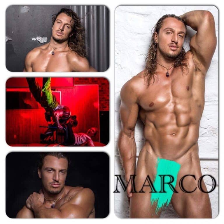 central coast male strippers