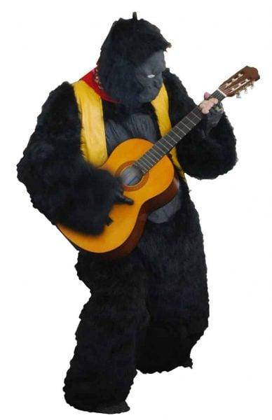 George the Gorilla